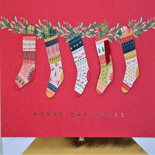 Charity Cards  - Stockings
