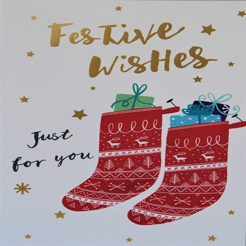 Charity Cards  - Festive Wishes