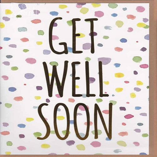 Large Card: Get Well Soon