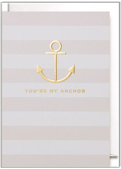You're My Anchor