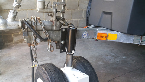 Electric Trailer Dolly