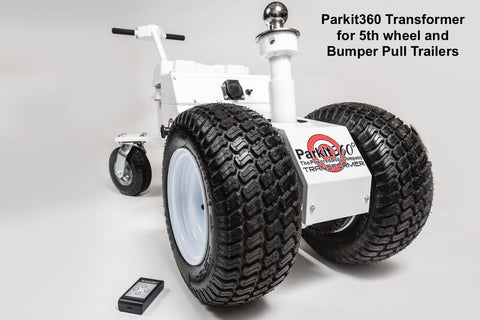 Transformer 6800kg Capacity Trailer Dolly from Parkit360