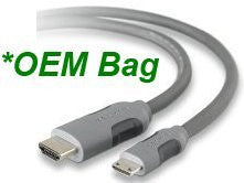 Belkin AV22303B06 HDMI to Mini HDMI Male to Male Cable (Discontinued by Manufacturer)
