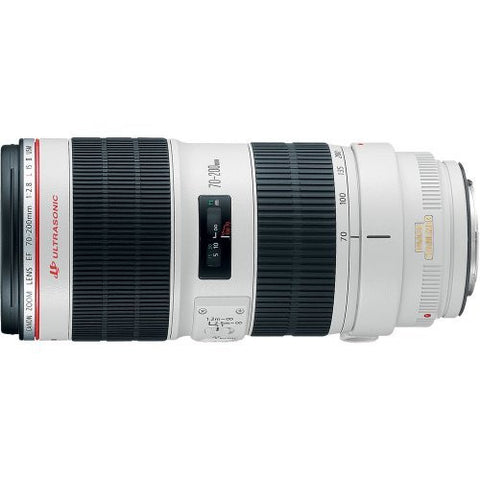 Canon EF 70-200mm f/2.8L II IS USM Telephoto Zoom Lens