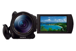 Sony HDRCX900/B Video Camera with 3.5-Inch LCD Camcorder (Black)
