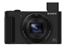 Sony DSCHX80/B High Zoom Point & Shoot Camera (Black)