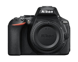 Nikon D5600 DX-format Digital SLR Camera