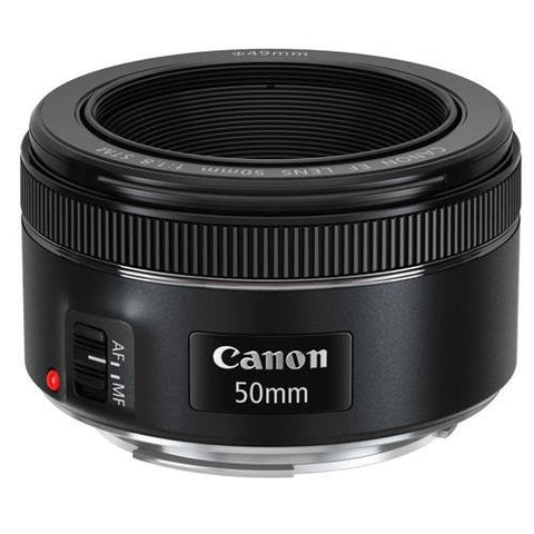 Canon EF 0570C002 50mm f/1.8 STM Lens For APS-C cameras