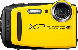 Fujifilm FinePix XP120 Waterproof Digital Camera