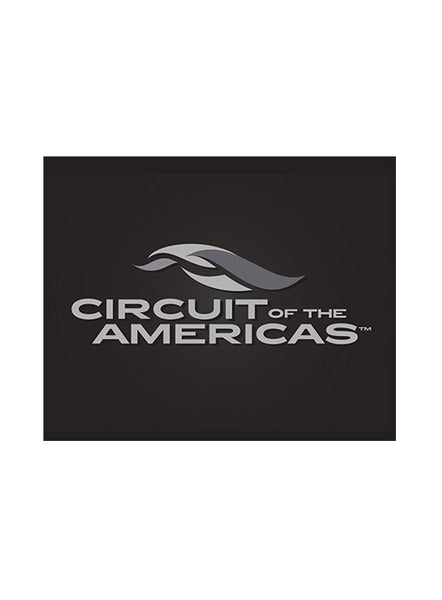 Circuit of The Americas Decal
