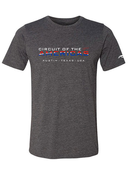 Circuit of The Americas Logo T-Shirt