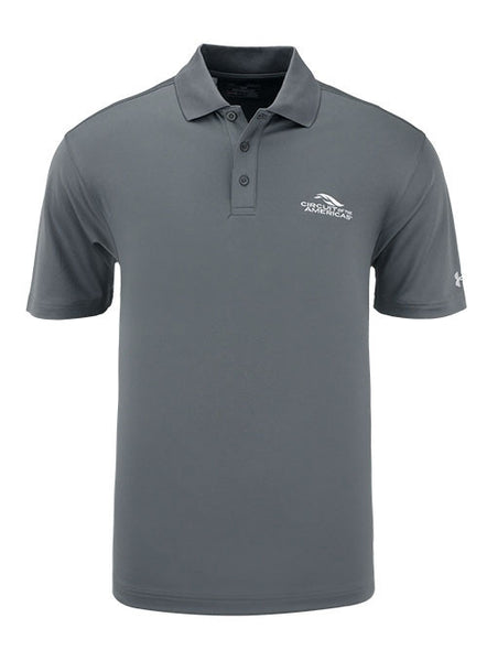 Circuit of The Americas Solid Performance Polo by Under Armour