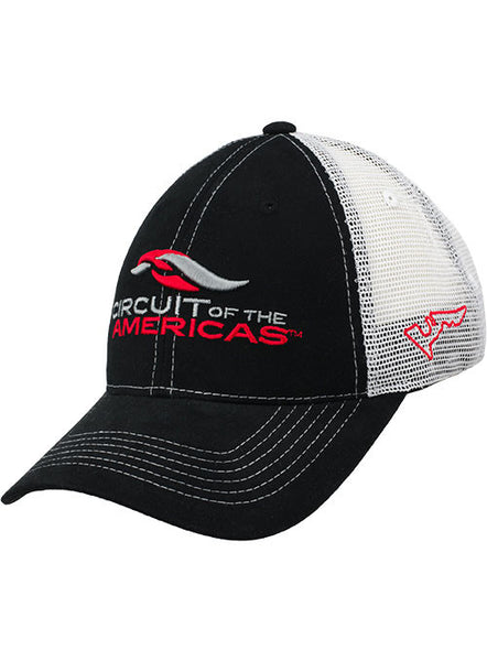 Circuit of The Americas Meshback Hat