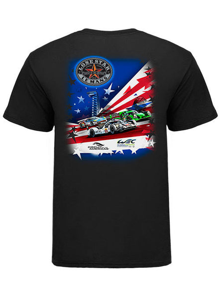 2016 Lone Star Le Mans Event Tee