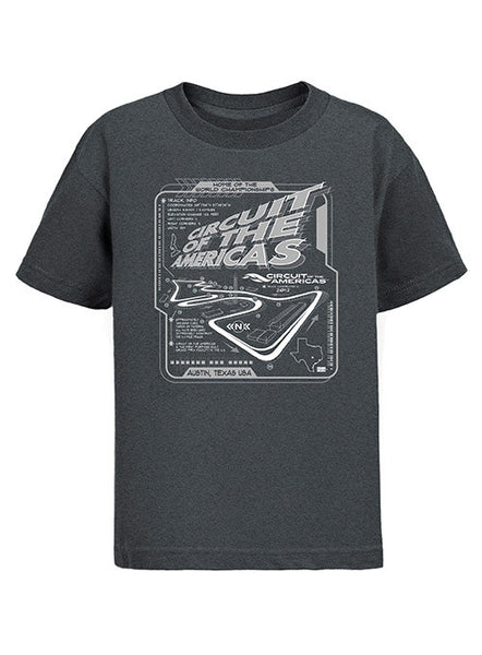 Circuit of The Americas Youth Shirt