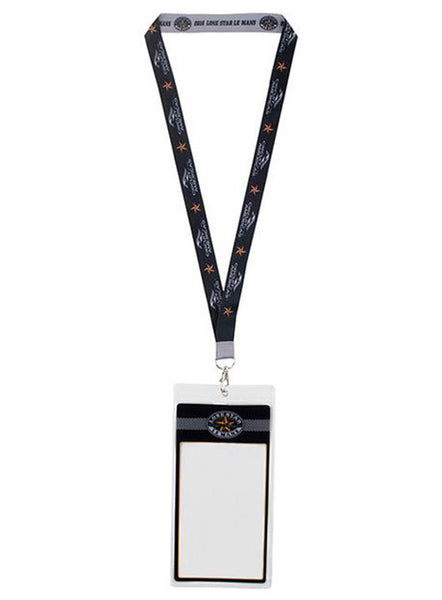 2016 Lone Star Le mans Pitpass Lanyard Combo