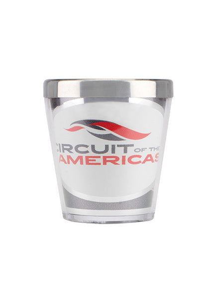Circuit of The Americas Shot Glass