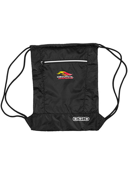 Circuit of The Americas Cinch Bag
