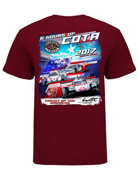 2017 Lone Star Le Mans Event T-Shirt