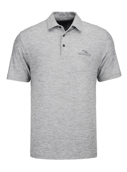 Circuit of The Americas Heathered Performance Polo by Under Armour