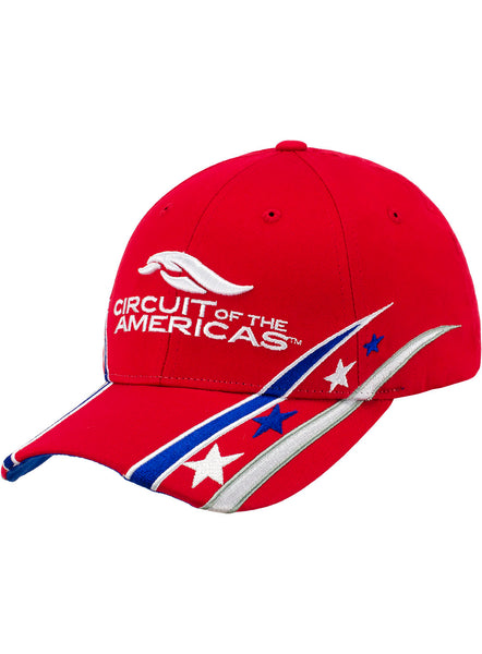 Circuit of The Americas Stars and Stripes Hat
