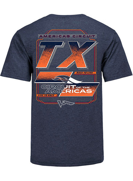 Circuit of the Americas Texas T-Shirt