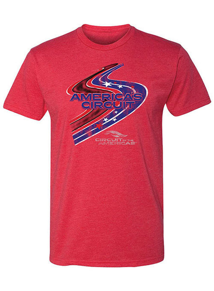 Circuit of the Americas Stars & Stripes T-Shirt