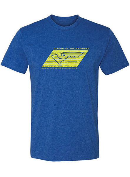 Circuit of the Americas Track T-Shirt