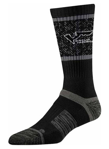 Circuit of The Americas Crew Socks