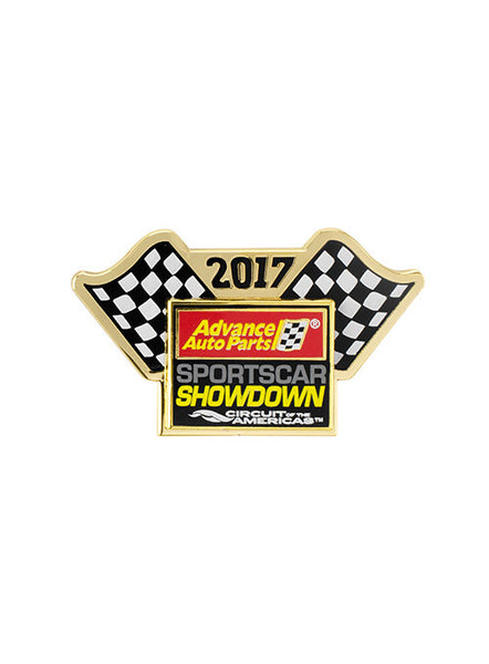 2017 IMSA Sportscar Showdown Hatpin
