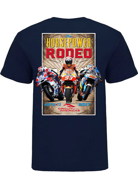 2017 Red Bull Grand Prix of The Americas Event T-Shirt