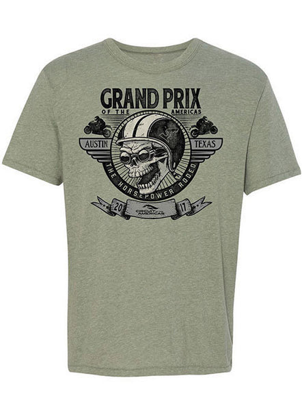 2017 Red Bull Grand Prix of The Americas Skull T-Shirt
