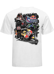 2017 Red Bull Grand Prix of The Americas Bike Action T-Shirt