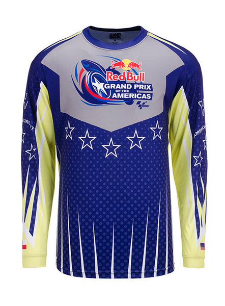 2017 Red Bull Grand Prix of The Americas Long-Sleeved Jersey