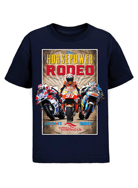 2017 Red Bull Grand Prix of The Americas Youth Event T-Shirt