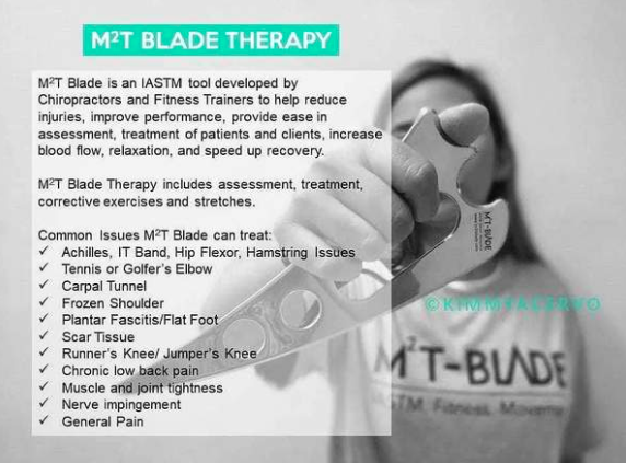 Integrating IASTM with Exercise and other therapies - M2TBlade.com