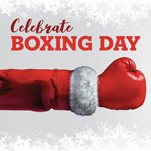 Celebrate Boxing Week with Canadian Company M2TBlade.com