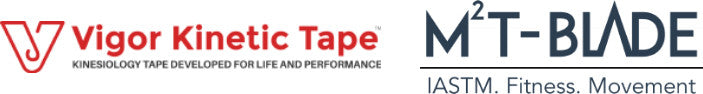 M2T-Blade & Kinesiology Tape