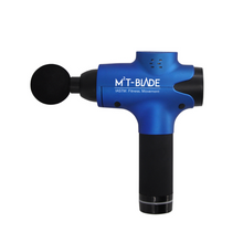 Limited Edition: Stealth Blue M2T-Blade Massage Gun