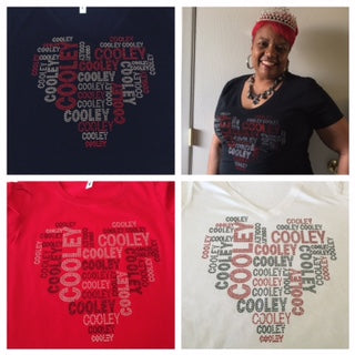 COOLEY HEART T-SHIRT