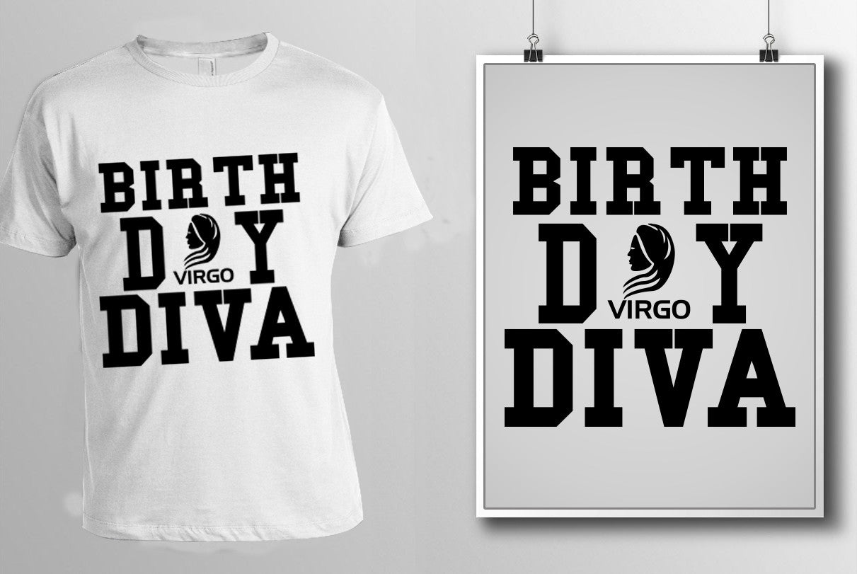 Virgo Birthday Diva