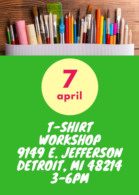 T-shirt Workshop