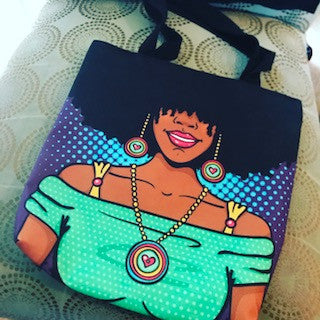 Black Fashion Art