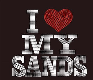 I LOVE MY SANDS