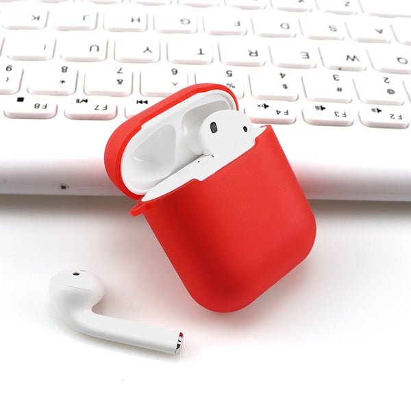 Why a matte TPU case for AirPods is better than the silicone one?