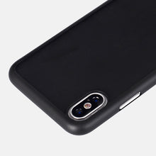 0.6mm Thin Groove Case for iPhone X
