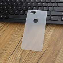 google pixel thin case frosted white