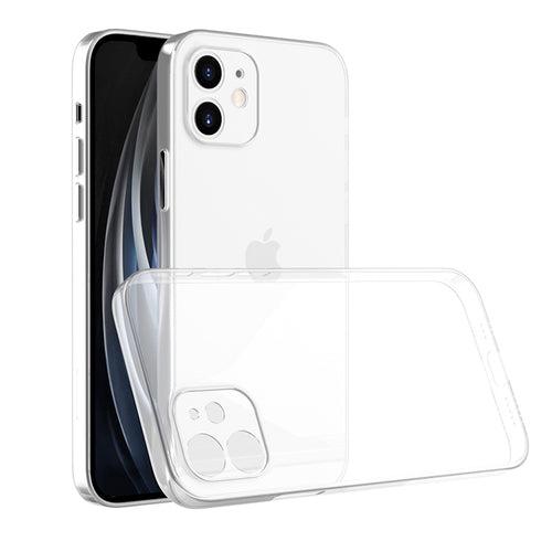 0.35mm Super Thin Transparent Cases For iPhone 12/12 pro/12 max/12 pro max