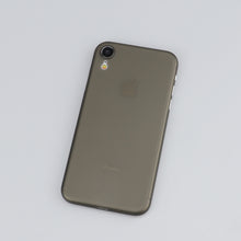 iPhone 2018 thin matte case