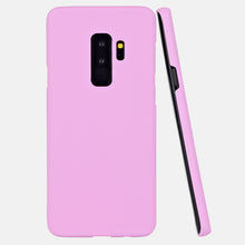 Soft touch coated matte phone cover for Galaxy S9 hard case, slim fit for Samsung S9 plus case